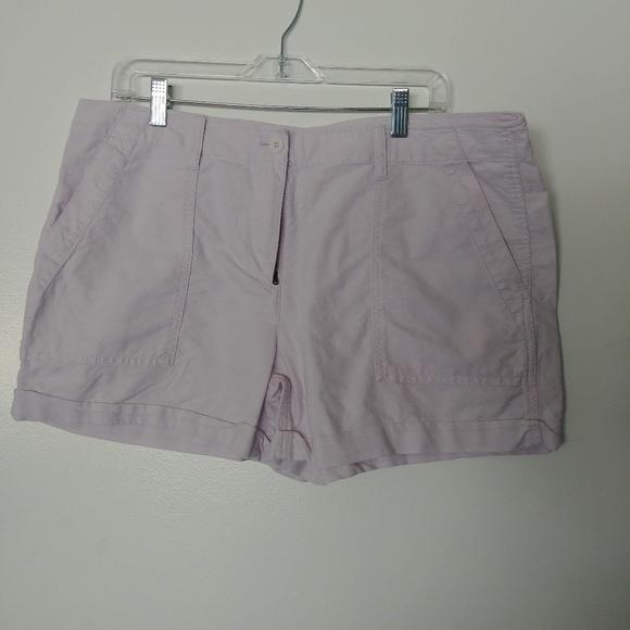 LOFT Pants - ANN TAYLOR LOFT CARGO SHORTS